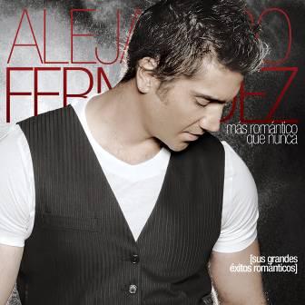 Alejandro Fernández obtiene Disco de Oro por 'Más romántico que nunca' 2010_m10
