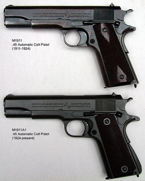 """Colt government 1911 a1 """"dark ops"""" avis - Page 2 191111"""