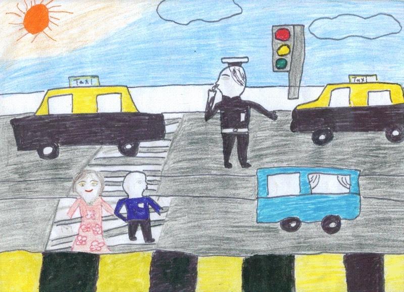 بعض رسومات إحدى طالبات الصف الثانى الإعدادى Israa410