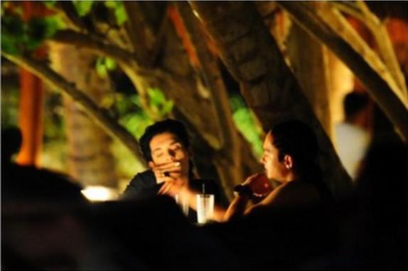 [Photos] les Twins aux Maldives Maldiv42