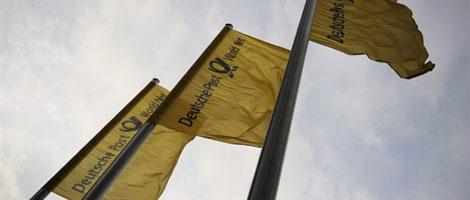 Deutsche Post a rempli ses derniers objectifs de résultats en 2008 Dpost10