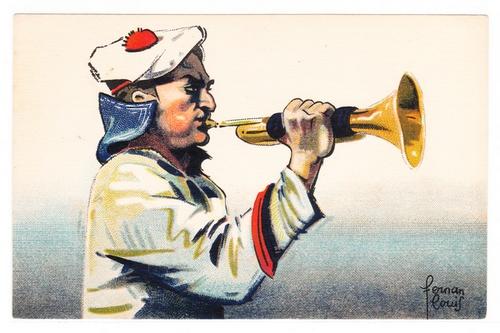 sonneries clairon - [La musique dans la Marine] Les sonneries - Page 2 Clairo10