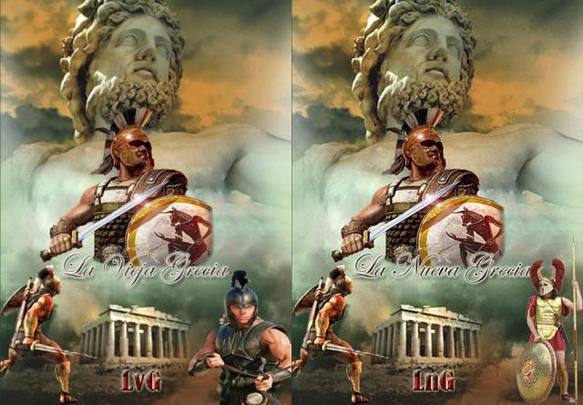 La Vieja Grecia & La Nueva Grecia