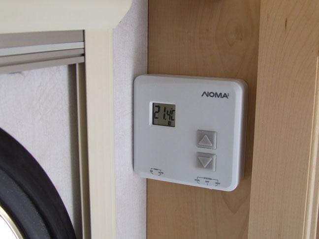 thermostat électronique (chauffage) 018b10