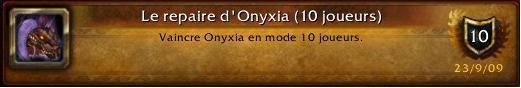 Autres HF 10 Onyxia10