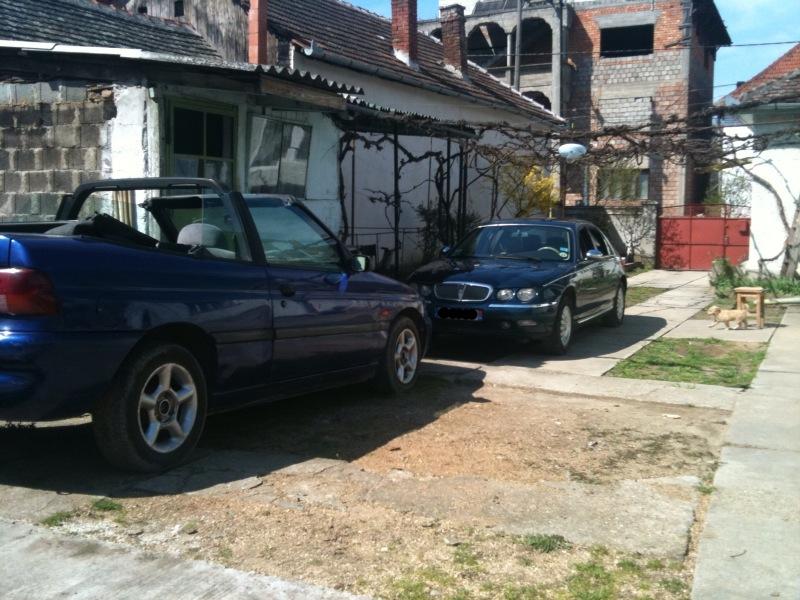 Notre ancienne escort cabriolet Photo_27