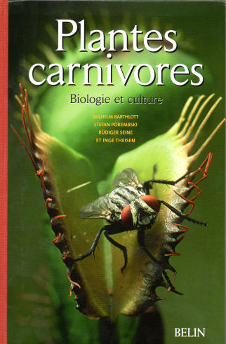 """Plantes carnivores """"Biologie et culture"""" - Belin - 2008 Belin-10"""