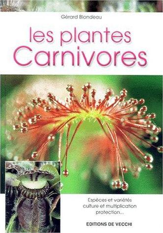 Les plantes carnivores - De Vecchi - 1996/2001/2006 Pc-vec11