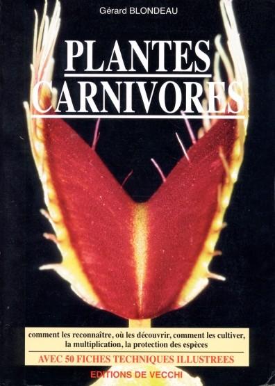 Les plantes carnivores - De Vecchi - 1996/2001/2006 Pc-vec12