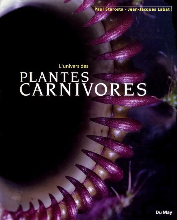 L'univers des plantes carnivores - éditions Du May - 1993 Univer10