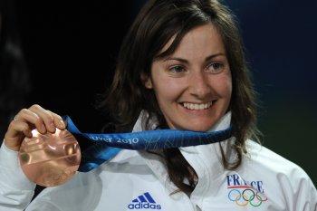 Bicross. La médaille de bronze pour Marion Josserand 20100212
