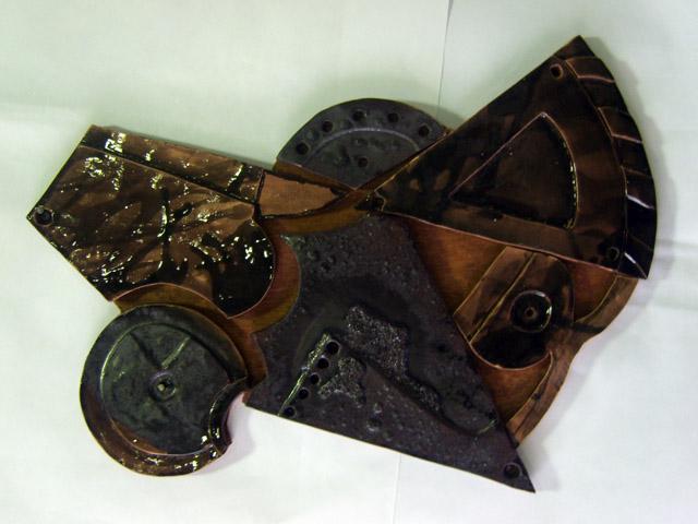من أعمال السنة الثالثة خزف 2008-09 Céramique Xl800113