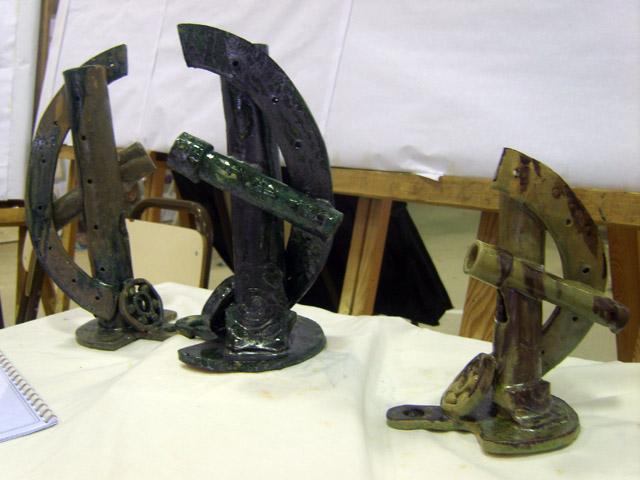 من أعمال السنة الثالثة خزف 2008-09 Céramique Xl800114