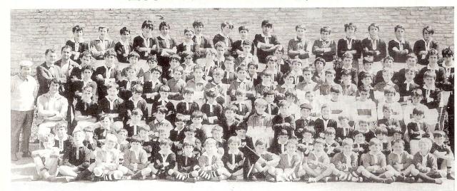 Photos Ecole De Rugby..... D'hier à aujourd'hui. 197010