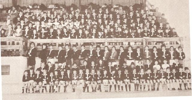 Photos Ecole De Rugby..... D'hier à aujourd'hui. 197410