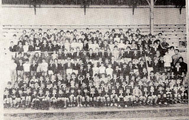 Photos Ecole De Rugby..... D'hier à aujourd'hui. 197510