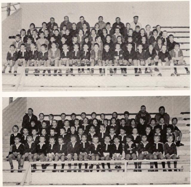 Photos Ecole De Rugby..... D'hier à aujourd'hui. 197710