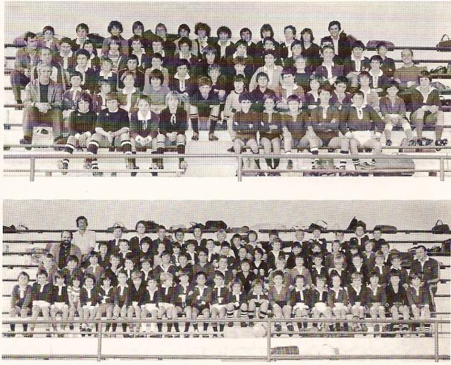 Photos Ecole De Rugby..... D'hier à aujourd'hui. 197810