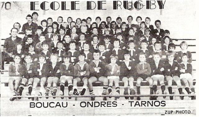 Photos Ecole De Rugby..... D'hier à aujourd'hui. 1979_b10