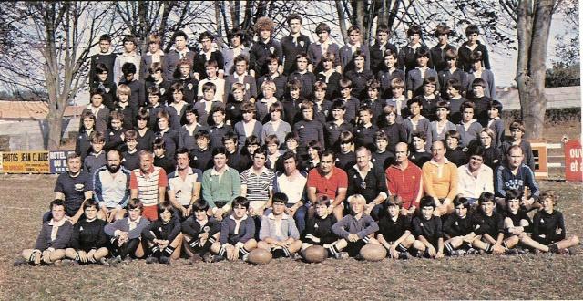 Photos Ecole De Rugby..... D'hier à aujourd'hui. 1982_b10