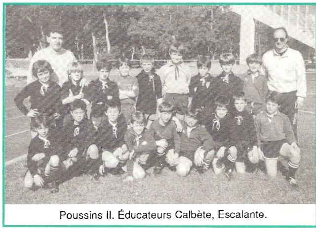Photos Ecole De Rugby..... D'hier à aujourd'hui. 1991_b10