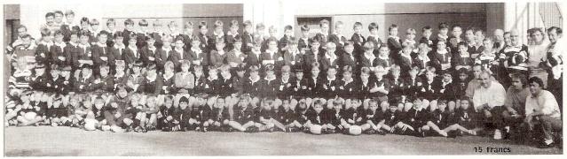 Photos Ecole De Rugby..... D'hier à aujourd'hui. 199210