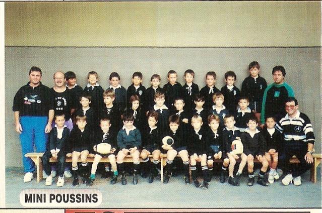 Photos Ecole De Rugby..... D'hier à aujourd'hui. 1994_c10