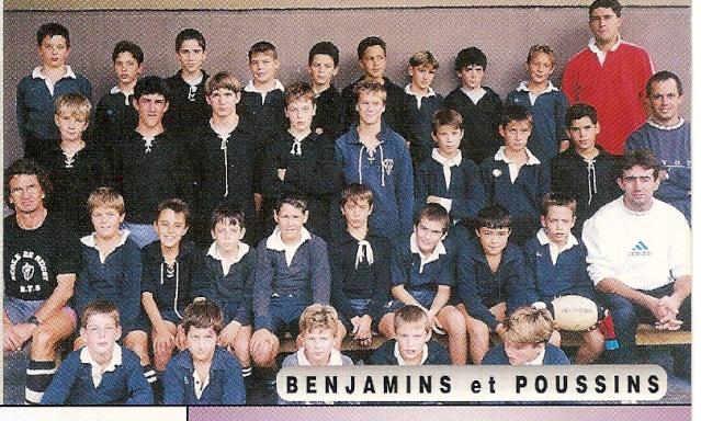 Photos Ecole De Rugby..... D'hier à aujourd'hui. 1995_c10