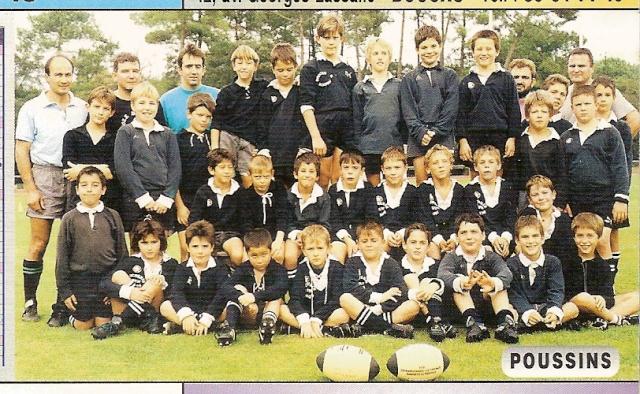 Photos Ecole De Rugby..... D'hier à aujourd'hui. 1996_d10