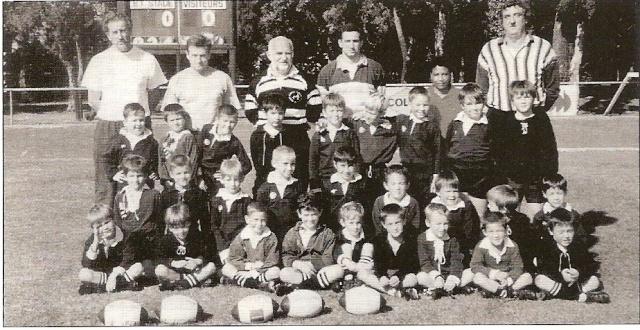 Photos Ecole De Rugby..... D'hier à aujourd'hui. 1997_a10