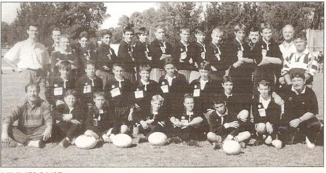 Photos Ecole De Rugby..... D'hier à aujourd'hui. 1997_d10