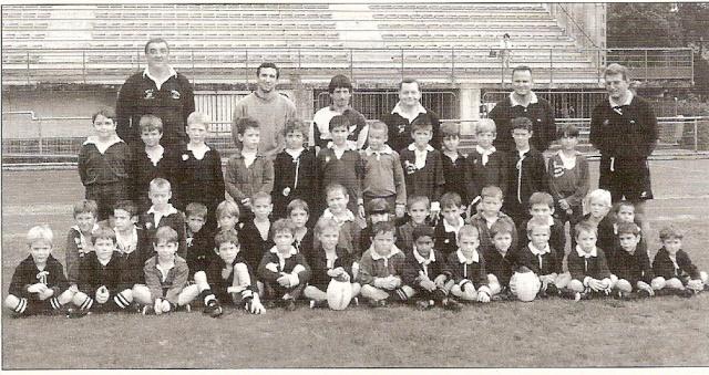 Photos Ecole De Rugby..... D'hier à aujourd'hui. 1998_a11