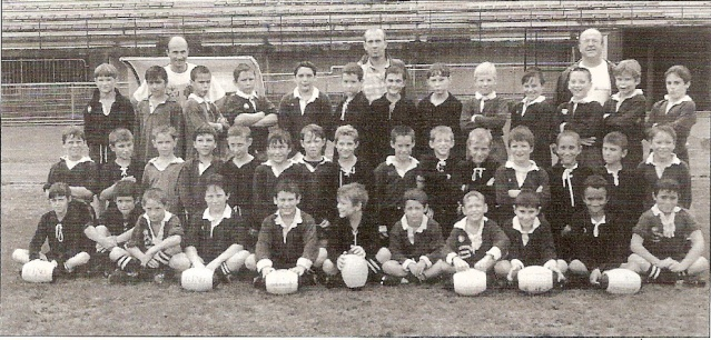 Photos Ecole De Rugby..... D'hier à aujourd'hui. 1998_b10