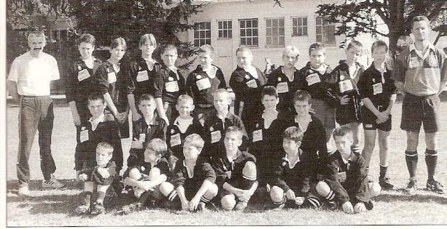 Photos Ecole De Rugby..... D'hier à aujourd'hui. 1998_c10