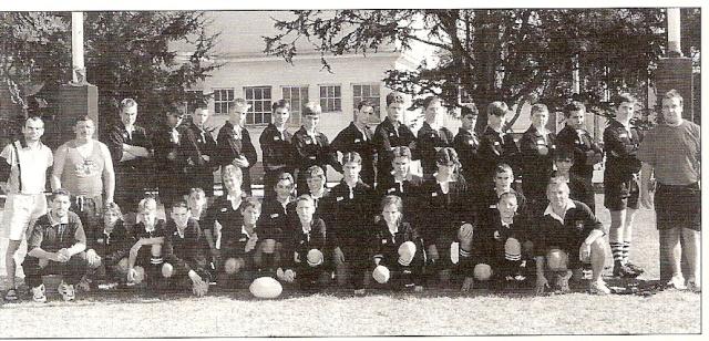 Photos Ecole De Rugby..... D'hier à aujourd'hui. 1998_d10
