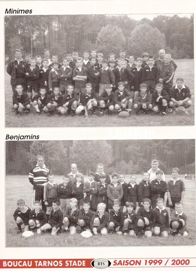 Photos Ecole De Rugby..... D'hier à aujourd'hui. 2000_a10
