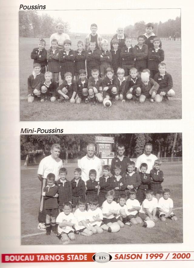 Photos Ecole De Rugby..... D'hier à aujourd'hui. 2000_b10