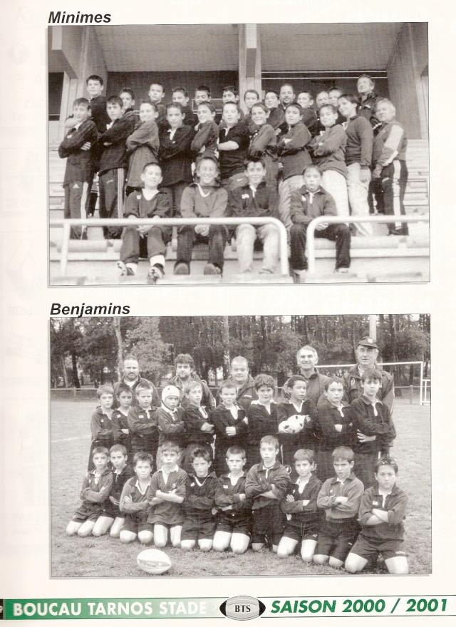 Photos Ecole De Rugby..... D'hier à aujourd'hui. 2001_a10