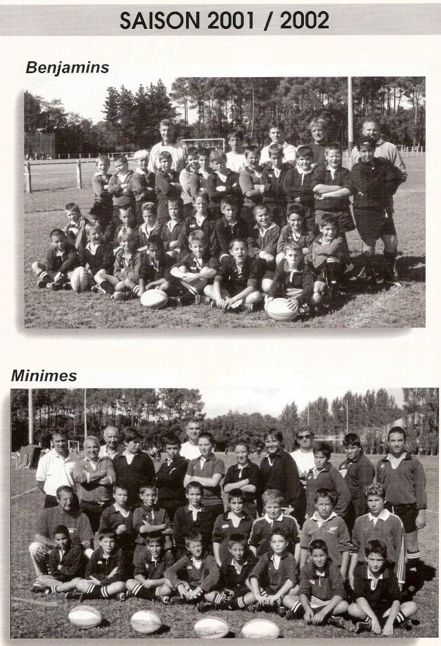 Photos Ecole De Rugby..... D'hier à aujourd'hui. 2002_a10