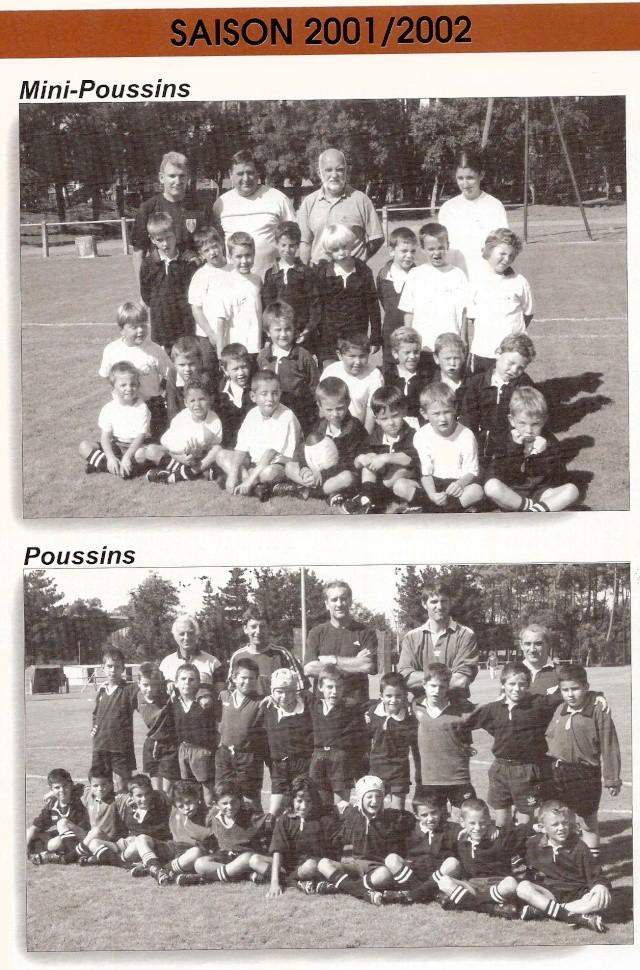 Photos Ecole De Rugby..... D'hier à aujourd'hui. 2002_b10