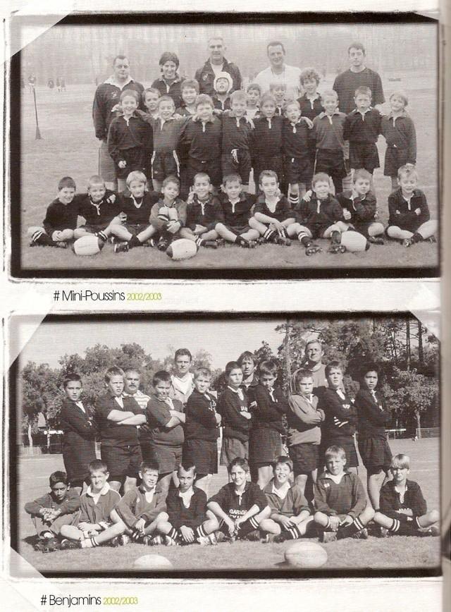 Photos Ecole De Rugby..... D'hier à aujourd'hui. 2003_a10
