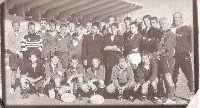 Photos Ecole De Rugby..... D'hier à aujourd'hui. 2003_c10