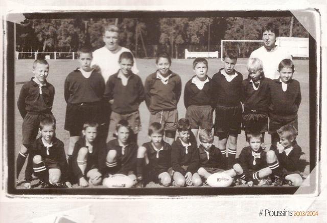 Photos Ecole De Rugby..... D'hier à aujourd'hui. 2004_b10