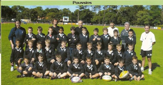 Photos Ecole De Rugby..... D'hier à aujourd'hui. 2006_a10