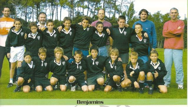 Photos Ecole De Rugby..... D'hier à aujourd'hui. 2006_c10