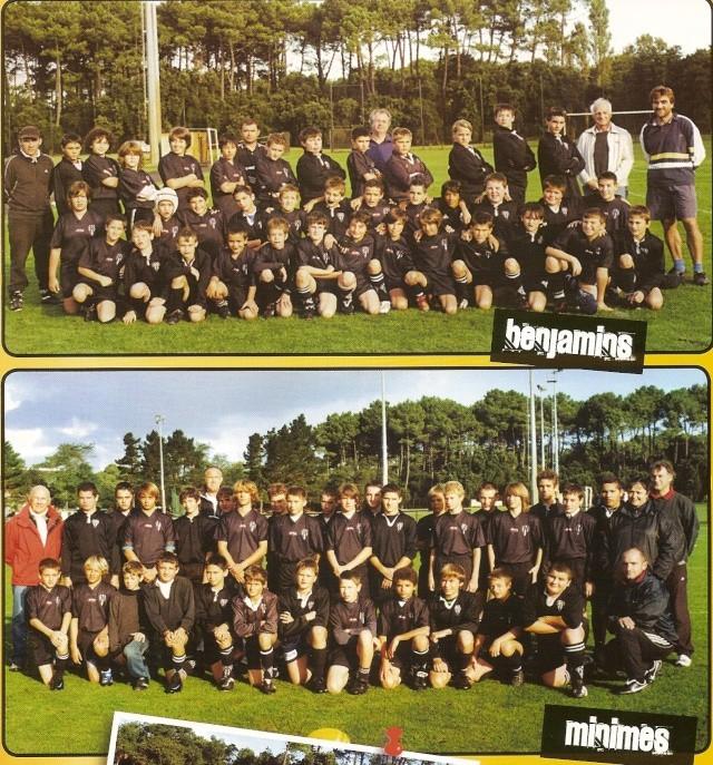 Photos Ecole De Rugby..... D'hier à aujourd'hui. 2009_b10