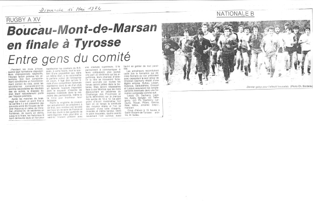 1982... La Nationale B, Champion de France Articl28
