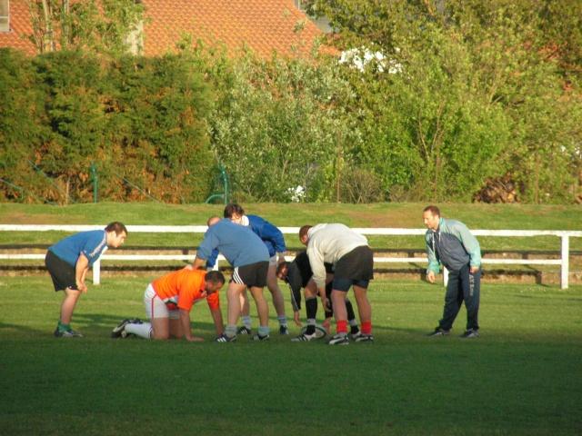 Entraînement du 15 04 2009 (avant le match à Arras) Avril_23