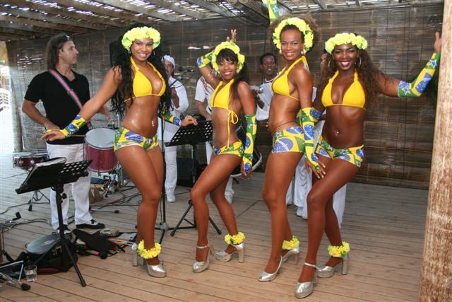 Soirée Brésilienne 28-02-09 Brasil13