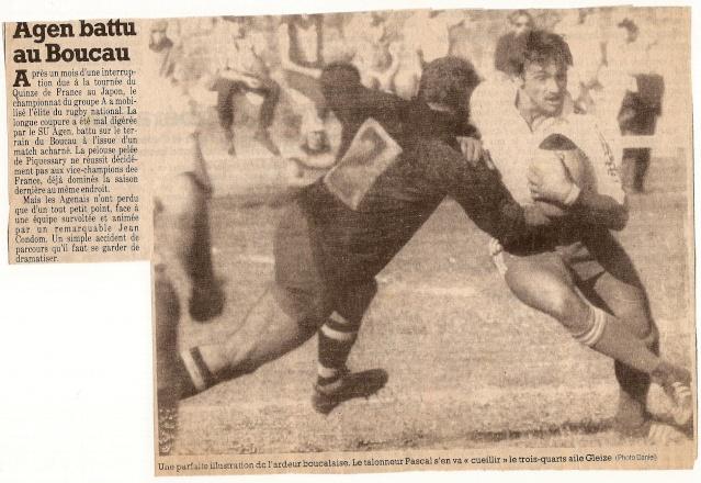 Saison 1984/85 (dernier 16ème de Finale de 1ère Division) Bs_age13